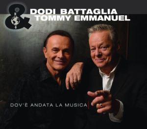 DODI BATTAGLIA_cover Dov'è andata la musica_M